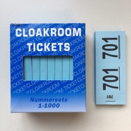Nummerblokjes 10st. blauw Td35990014b