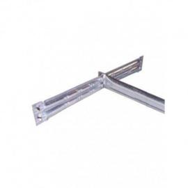 Kledingstang drager 40cm Tmj67822