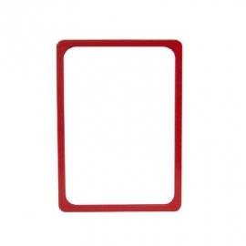 Kaartraam A4 rood Td12010406