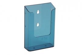 Folderhouder 1/3 A4 neon blauw Tn20300162