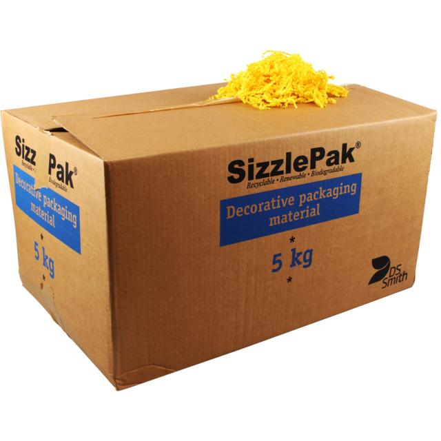 Vulmateriaal SizzlePak geel 5kg Tpk391487