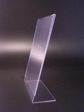 L-standaard acryl 60x80mm Td142206083
