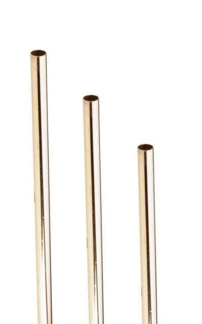 Buis chroom 300cm Ø 25mm  Tms2500-01