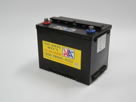 heftruck accu 12 volt 70 Ah. type 57024