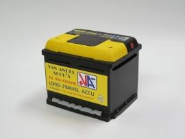 accu opel 12 volt 44 Ah. type 54459 , 54558