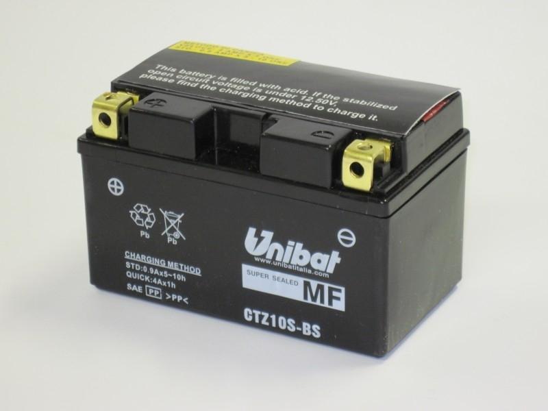 YTZ10-BS CTZ10S CTZ10S-BS lbh.150-87-93mm.