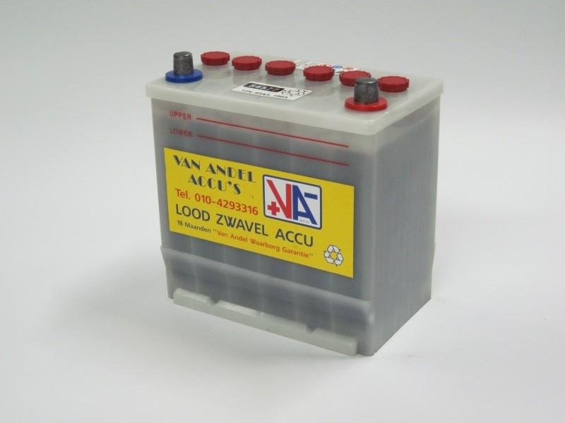 accu toyota 12 volt 45 Ah. type 54577