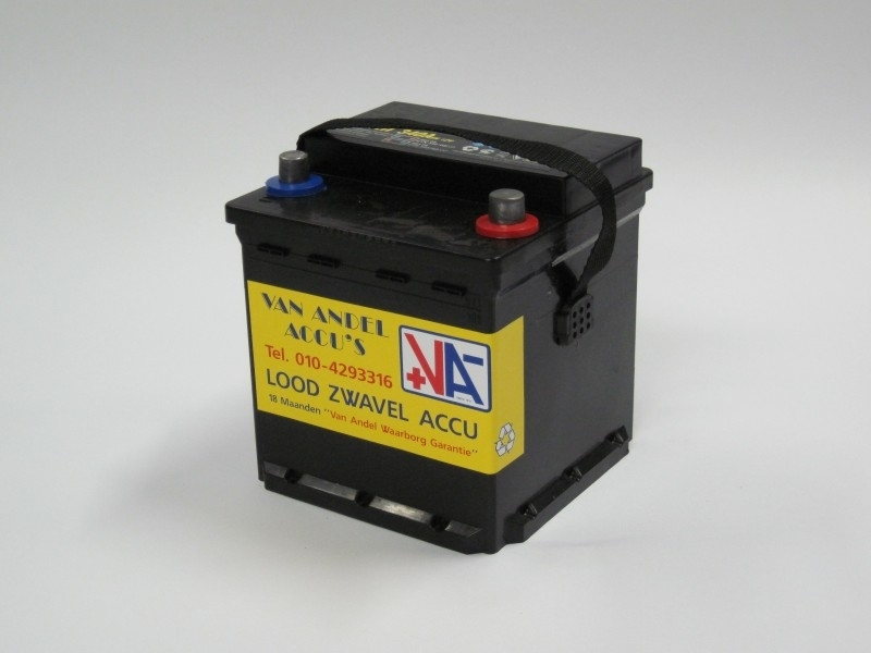 startaccu 12 volt 40 Ah. type 54059