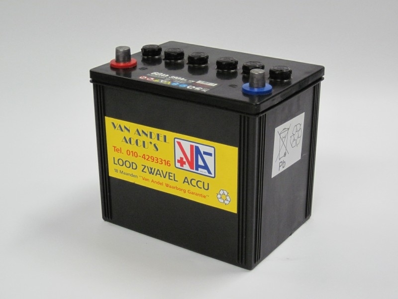 autoaccu 12 volt 60 Ah. type 56069