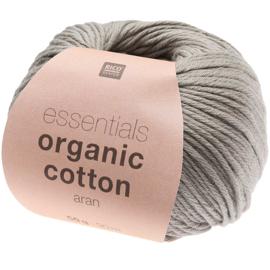 Organic Cotton 019 grijs