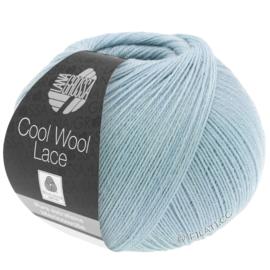 Cool Wool Lace 34 pastel blauw