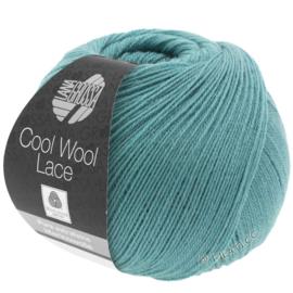 Cool Wool Lace 05 mint/turkoois