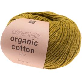 Organic Cotton 014 olijf
