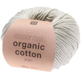 Organic Cotton 018 zilver