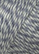 0151 licht blauw melange