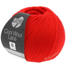 Cool Wool Lace 22 vuurrood
