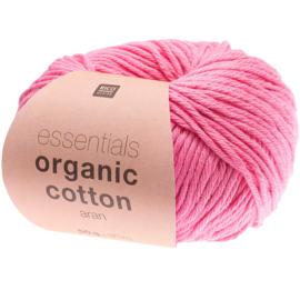 Organic Cotton 007 fuchsia