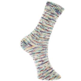 Vintage Socks 007 turkoois mix