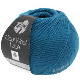 Cool Wool Lace 04 donker petrol