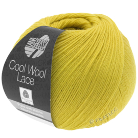 Cool Wool Lace 08 mosterd
