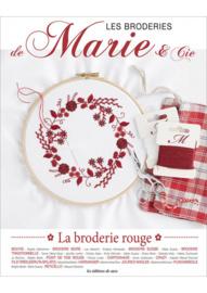 Les Broderies de Marie & Cie, rouge