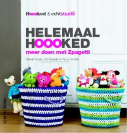 Helemaal hoooked, Geesje Mosies, Kim Poelwijk en Tessa van Riet 50%
