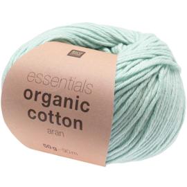Organic Cotton 011 mint