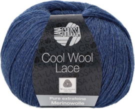Cool Wool Lace 33 jeans blauw