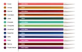 Knitpro Zing 2,5 mm 40 cm