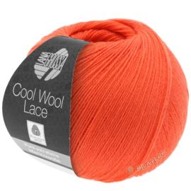 Cool Wool Lace 21 zalm rood