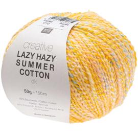 Lazy Hazy 010 geel