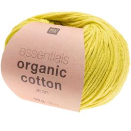 Organic Cotton 015 pistache