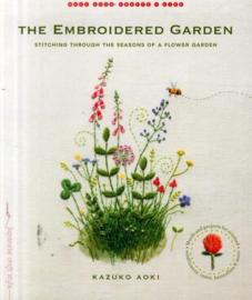 The Embroidered Garden, Kazuko Aoki