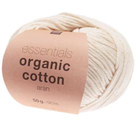 Organic Cotton 002 creme