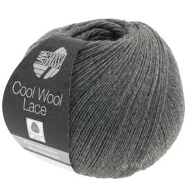 Cool Wool Lace 26 donker grijs