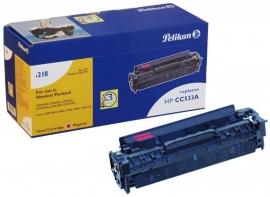 Pelikan CC533A Toner magenta voor de HP Laserjet 2025/2320 (4207197)