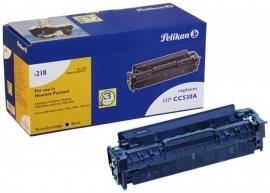 Pelikan CC530A Toner zwart voor de HP Laserjet 2025/2320 (4207173)
