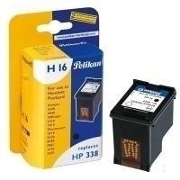 Pelikan C8765EE Inkt 338 zwart voor de HP 7210  (351555)