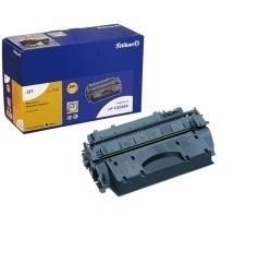 Pelikan CE505X Toner zwart HC voor de HP Laserjet P2055 (4207166)
