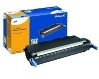 Pelikan Q6001A Toner cyaan voor de HP Laserjet 2605 (629418)