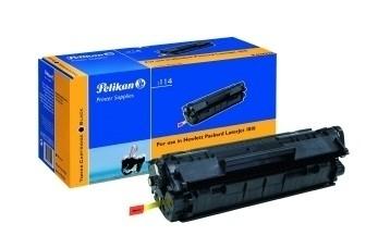 Pelikan CE255X Toner zwart high capacity voor de HP Laserjet P3015 (4211910)