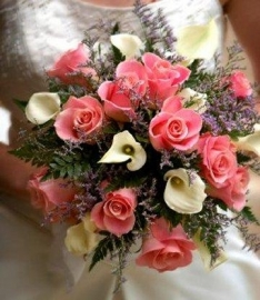 Bruidsboeket nr. 31