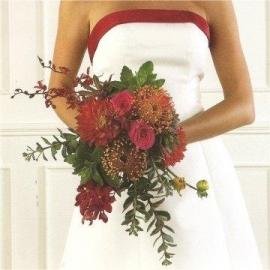 Bruidsboeket nr. 35