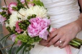 Bruidsboeket nr. 23