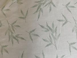 Boxkleed / Speelkleed: Bamboe Zeegroen