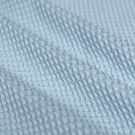 Boxkleed/ Speelkleed: Wafel Babyblauw