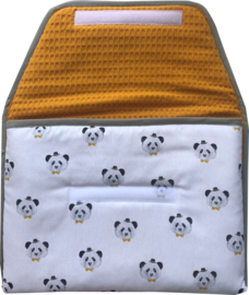 Verschoonmatje Panda