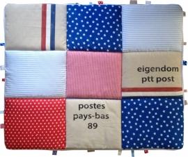 Boxkleed/ Speelkleed Postzak
