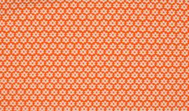 Bloemetjes Oranje