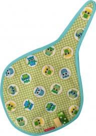 Speendoekje Groene uiltjes